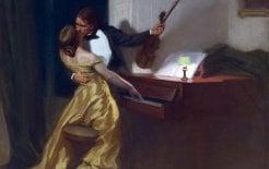 Kreutzer Sonata (1901), René François Xavier Prinet