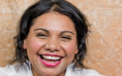 Deborah Mailman, September 2012. © Tim Bauer