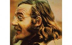Hans Poulsen on a natural high, 1971.