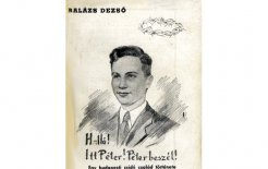 Cover of 'Hello! It's Peter! It's Peter Speaking Here!' by Dezsco Balazs.