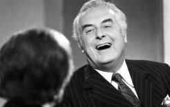 Whitlam in 1973. © George Lippmann/Fairfax Photos