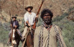David Gulpilil in 'The Tracker'. Image courtesy of Rolf de Heer.