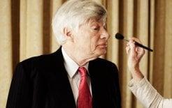 Geoffrey Robertson has had more than a mere brush with the law. © James Brickwood/Fairfax Syndication