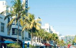 Ocean Drive, Miami. © Virginia Duran