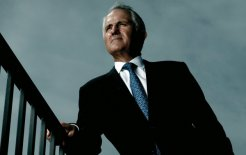 Malcolm Turnbull, Sydney, March 2012. © Julia Kingma