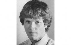 Andrew Bolt as a young journalist working for the 'Age', c.1980.