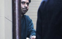 Suresh Nair leaving court after being denied bail in December 2010. © Nick Moir/Fairfax Photos