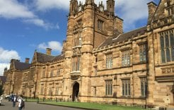 Image of the University of Sydney
